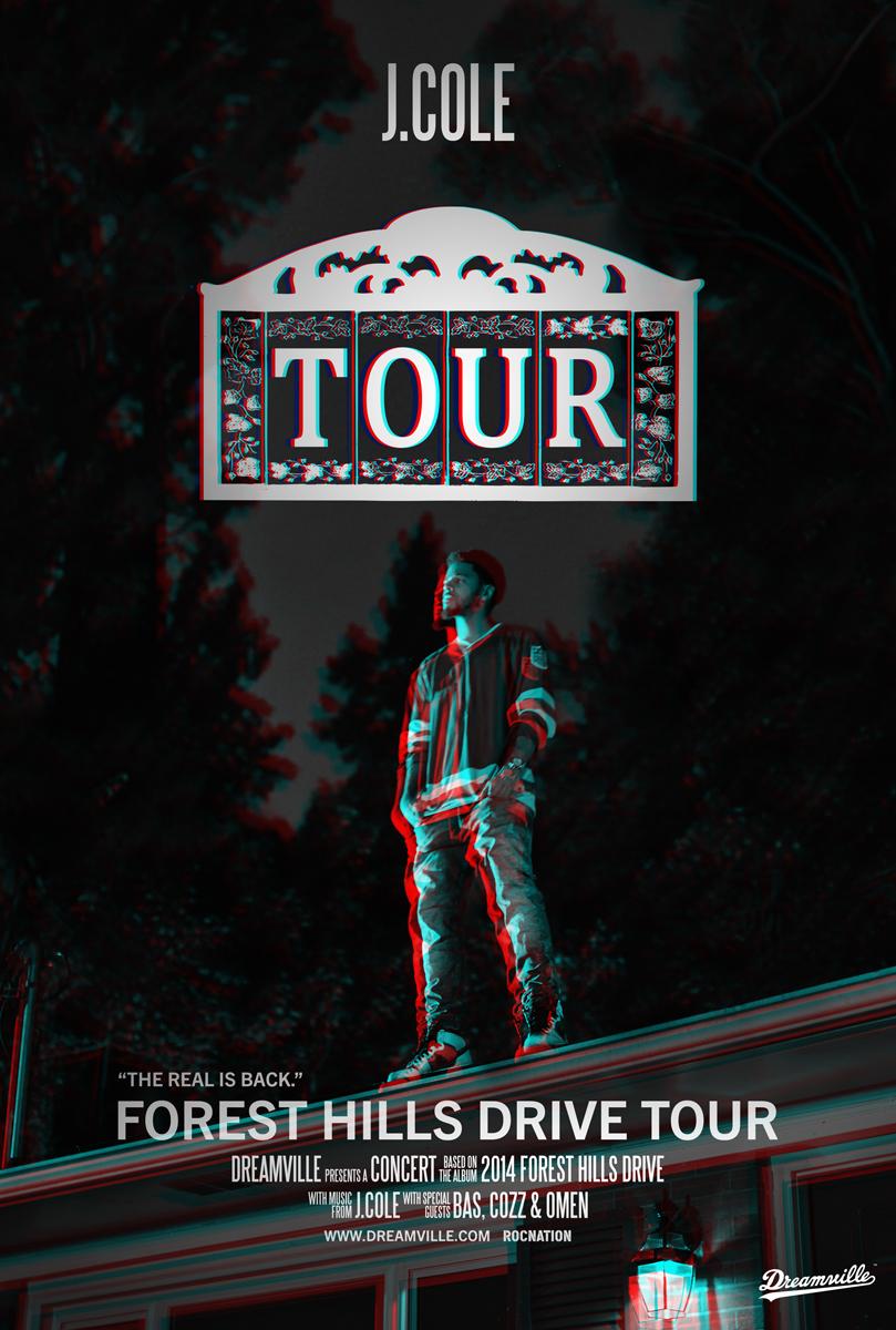 J Cole Nc Tour