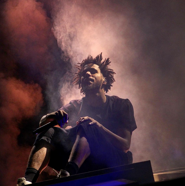 J Cole Is A Superstar Via Source Mag Dreamville